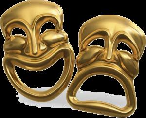 drama-masks